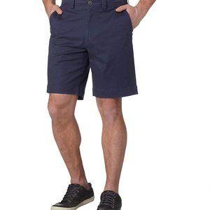 Kirkland Mens Twill Comfort Stretch Shorts Navy 36
